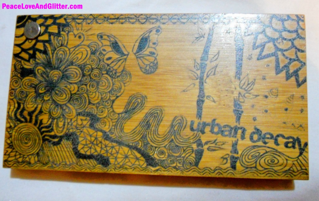 Urban Decay Sustainable Shadow Box, Review